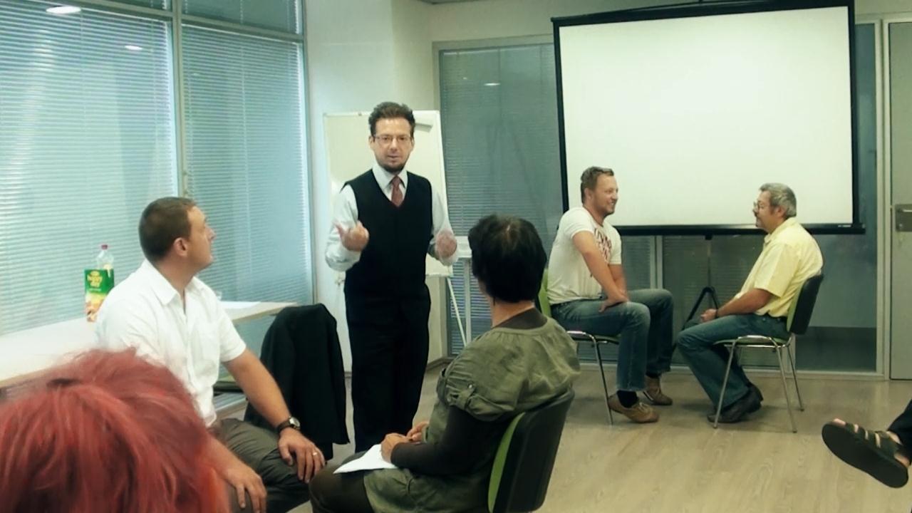 Predstavitev delavnice Pogovorna hipnoza